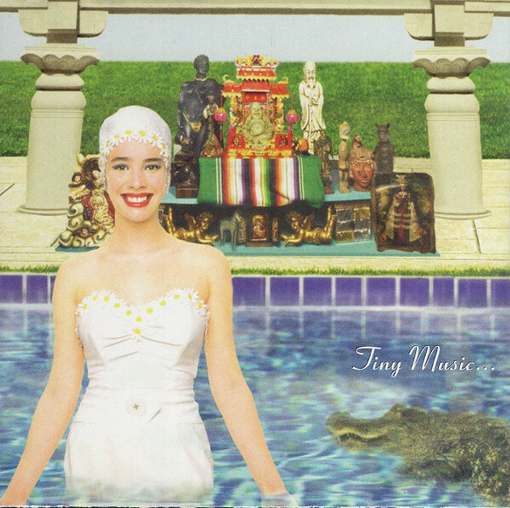 (Used) STONE TEMPLE PILOTS Tiny Music... Songs From The Vatican Gift Shop CD.jpg