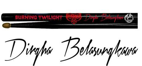 LANGSUIR -Burning Twilight- Signature Drumsticks OFFICIAL4.jpg