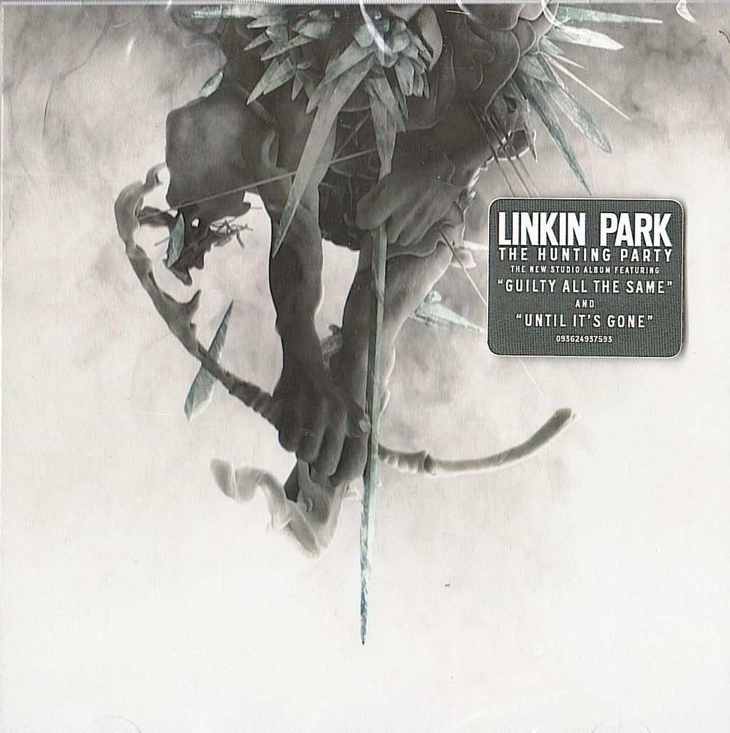 LINKIN PARK The Hunting Party CD.jpg