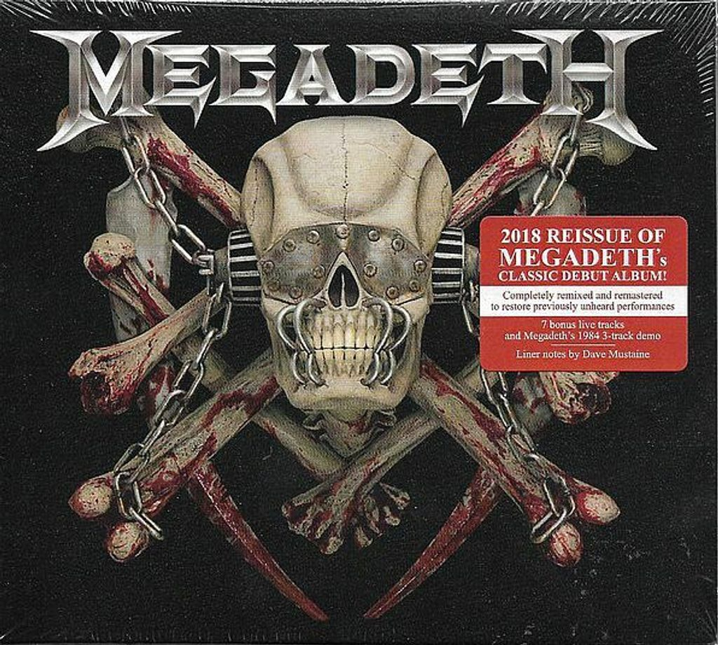 MEGADETH Killing Is My Business And Business Is Good (The Final Kill) (Remastered, Special EditionDigipak ) CD.jpg