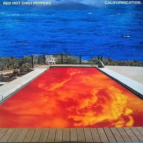 (Used) RED HOT CHILI PAPPER Californication 2LP.jpg