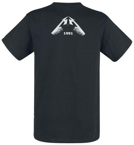 METALLICA Black Album Faded T-Shirt2.jpg