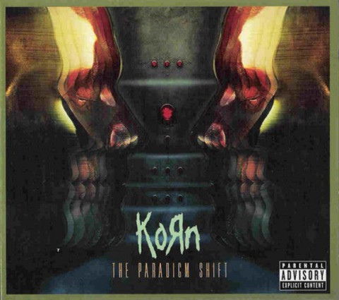 KORN The Paradigm Shift CD+DVD.jpg