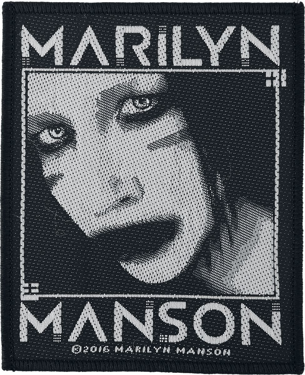 MARILYN MANSON Villain Patch.jpg