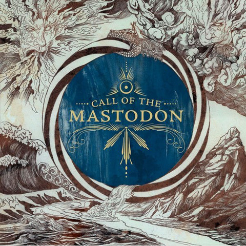 MASTODON Call of the Mastodon (clear white blue splatter) LP.jpg