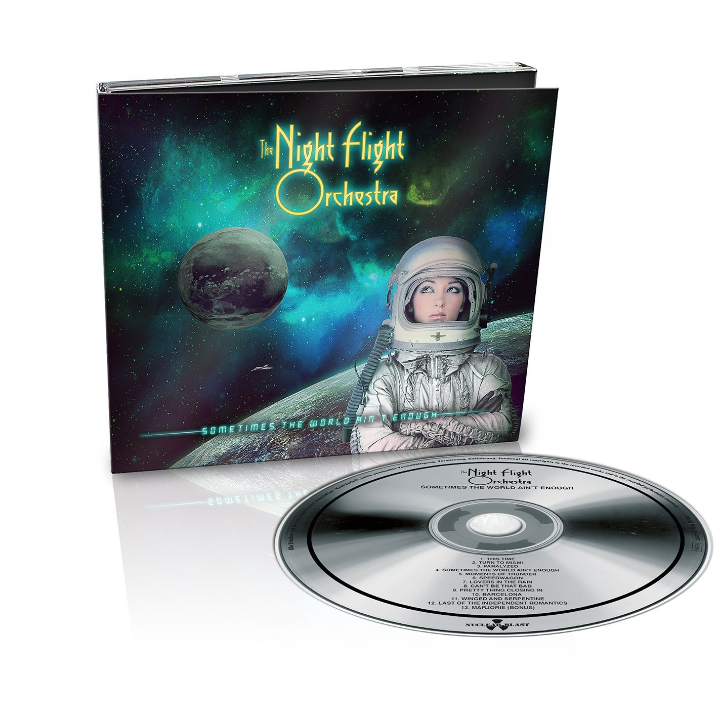 NIGHT FLIGHT ORCHESTRA Sometimes The World Ain't Enough (Limited Digipack CD - incl. bonus track).jpg