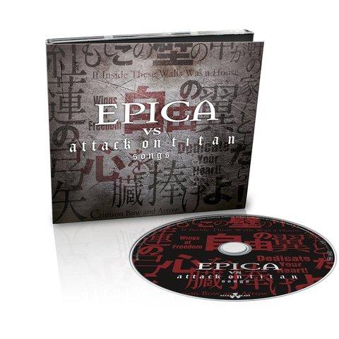 EPICA Epica vs. Attack On Titan Songs CD.jpg
