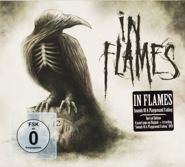 IN FLAMES Sounds Of A Playground Fading (limited edition (CD + DVD).jpg