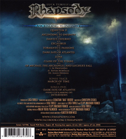 LUCA TURILLI'S RHAPSODY Ascending To Infinity (limited edition digibook) CD+DVD2.jpg