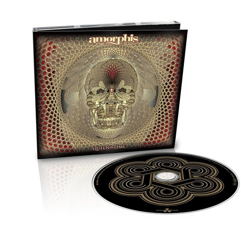 AMORPHIS Queen Of Time (Limited Digipack) CD.jpg