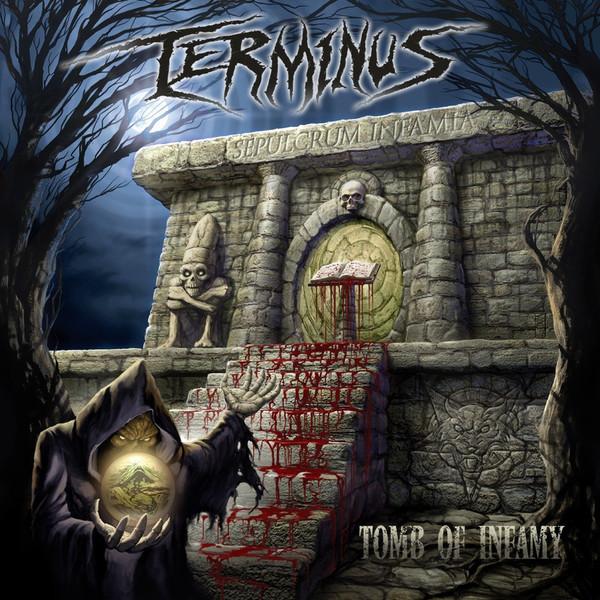 TERMINUS Tomb of Infamy (Deluxe Edition) CD.jpg