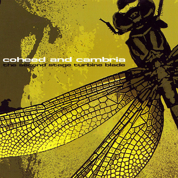 COHEED AND CAMBRIA The Second Stage Turbine Blade CD.jpg