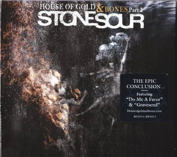 STONE SOUR House Of Gold & Bones Part 2 (Digipak) CD.jpg