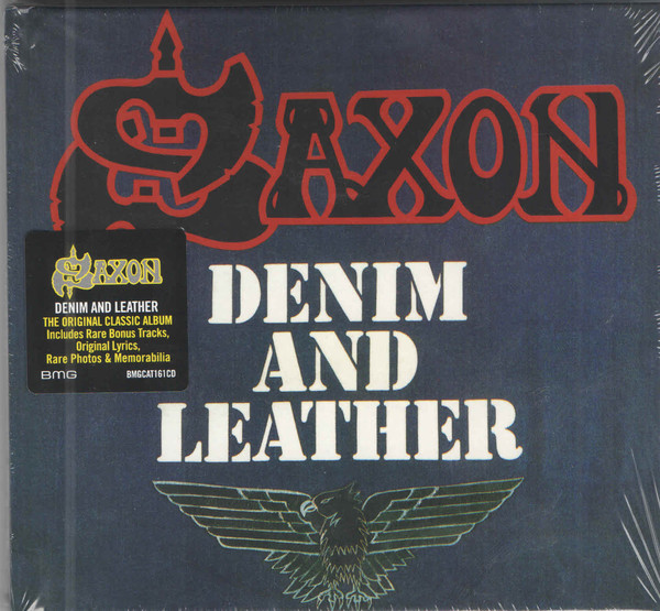 SAXON Denim and Leather (Deluxe Edition mediabook) CD.jpg