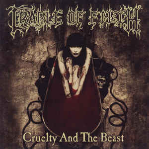 CRADLE OF FILTH Cruelty And The Beast CD.jpg