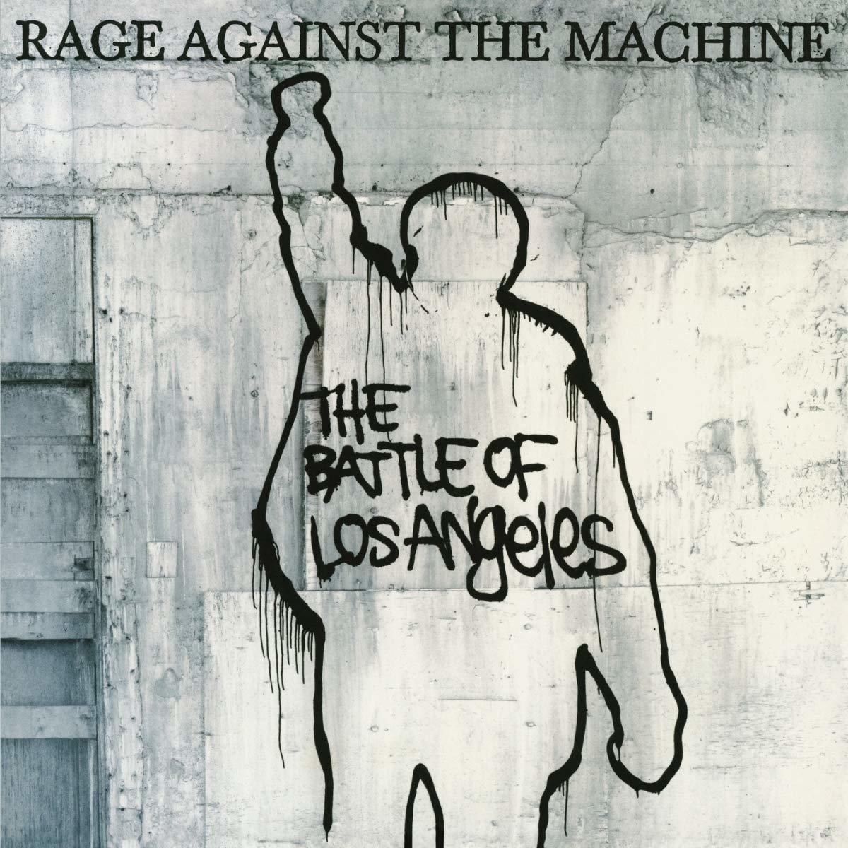 RAGE AGAINST THE MACHINE The Battle of Los Angeles (2018 REISSUE) LP.jpg