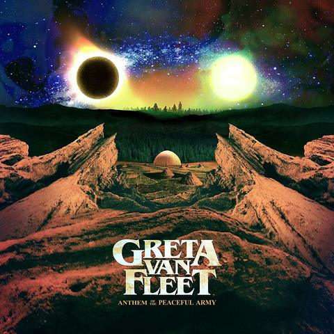 GRETA VAN FLEET Anthem Of The Peaceful Army CD.jpg
