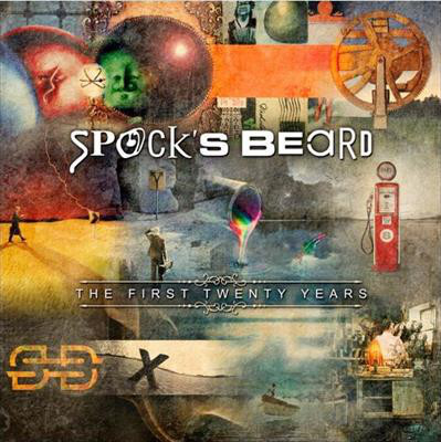 SPOCK'S BEARD The First Twenty Years (Special Edition) 2CD+DVD.jpg