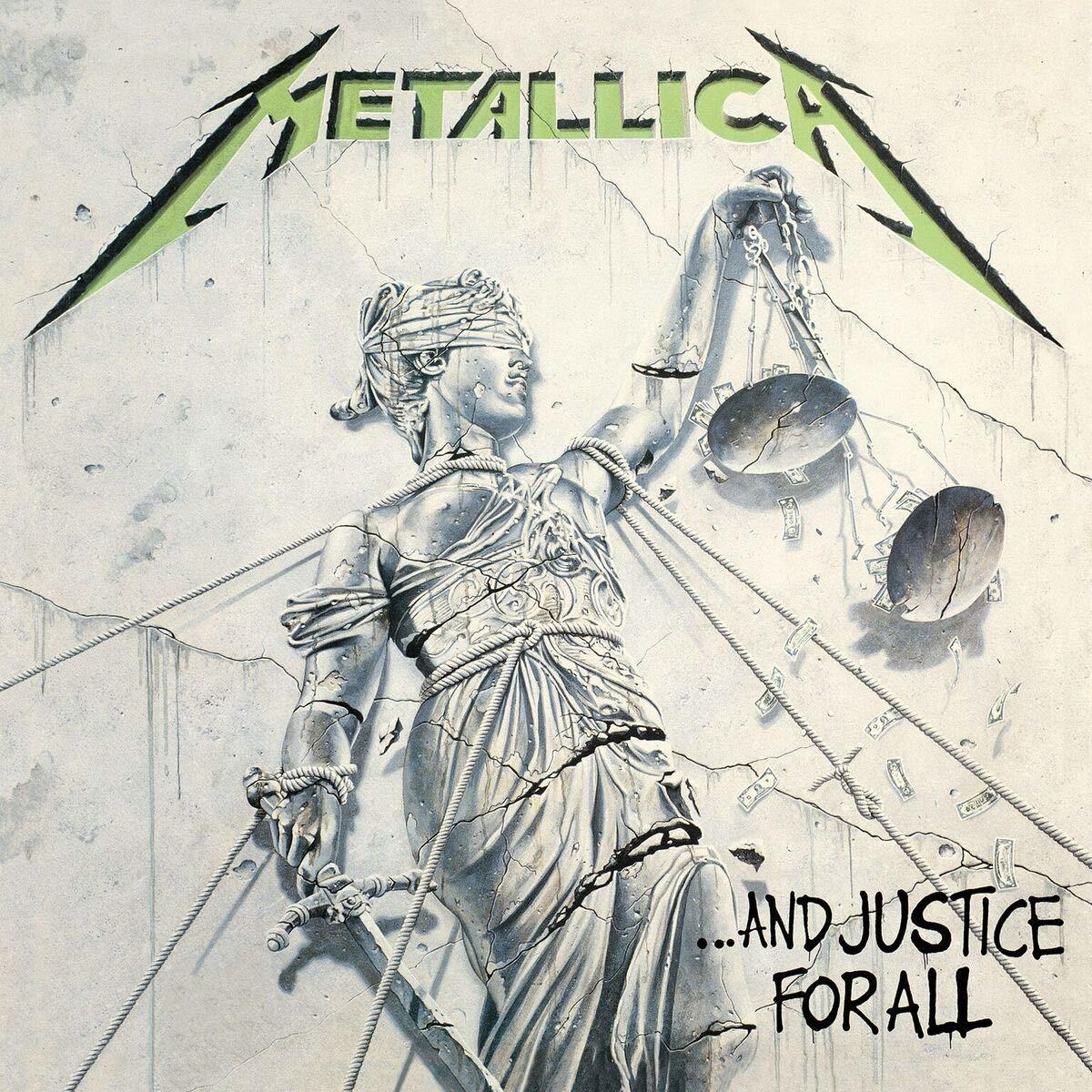 METALLICA …And Justice for All (Remastered) CD.jpg