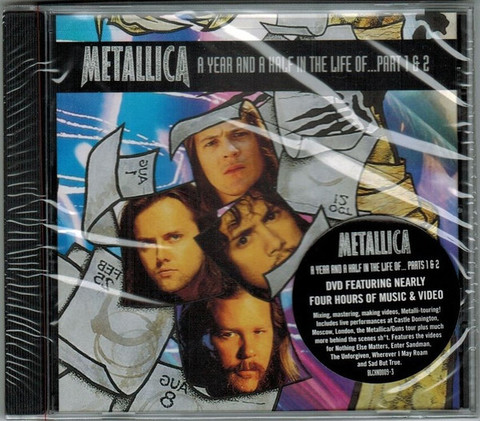 METALLICA A Year And A Half In The Life Of... Part 1 And Part 2 [US-Version, Region 1] DVD.jpg
