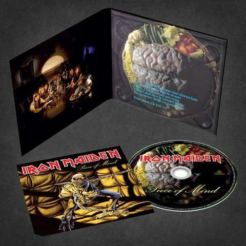 IRON MAIDEN Piece of Mind (2018 digipak version) CD.jpg