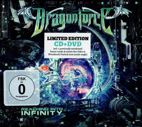 DRAGONFORCE Reaching Into Infinity (Limited Edition, Digipak) CD+DVD.jpg