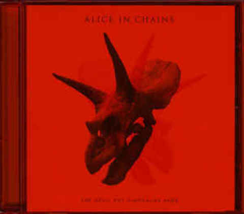 ALICE IN CHAINS The Devil Put Dinosaurs Here CD.jpg
