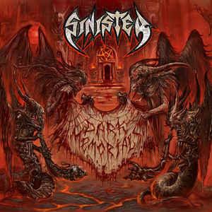 SINISTER Dark Memorials (limited edition digipak) CD+DVD.jpg