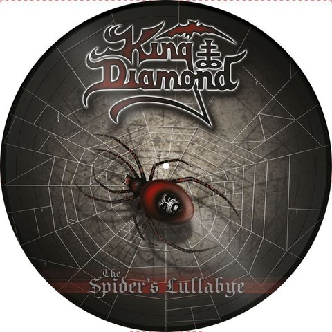 KING DIAMOND The Spider's Lullabye PICTURE LP.jpg