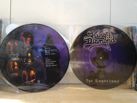 KING DIAMOND The Graveyard DOUBLE PICTURE LP2.jpg