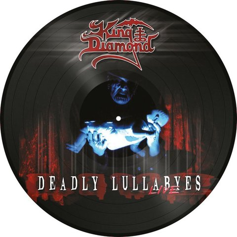 KING DIAMOND Deadly Lullabyes Live DOUBLE PICTURE LP.jpg