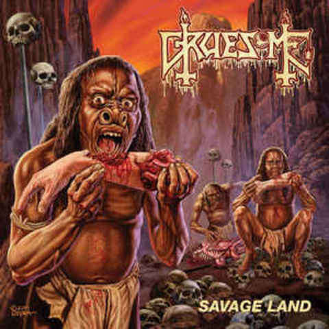 GRUESOME Savage Land CD.jpg
