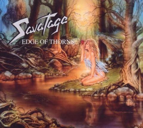 SAVATAGE Edge of Thorns (2011 Reissue, Remastered, Digipak) CD.jpg