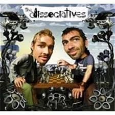 THE DISSOCIATIVES The Dissociatives CD.jpg