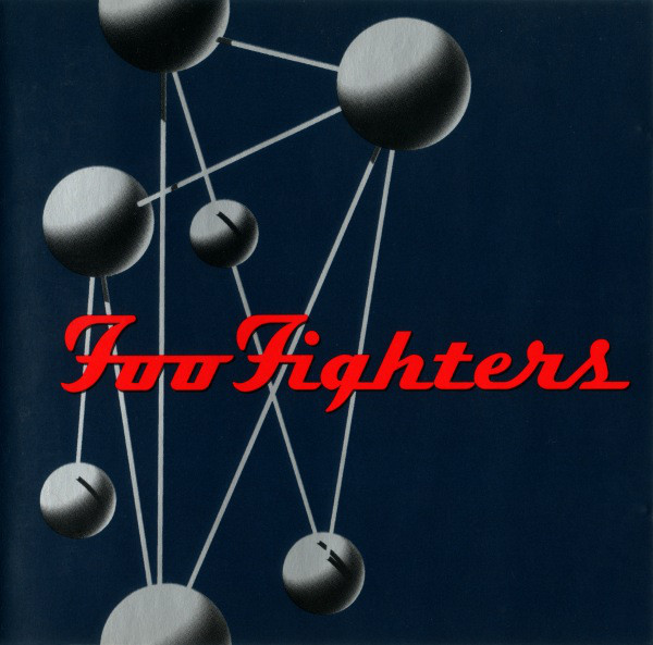 FOO FIGHTERS The Colour And The Shape CD.jpg