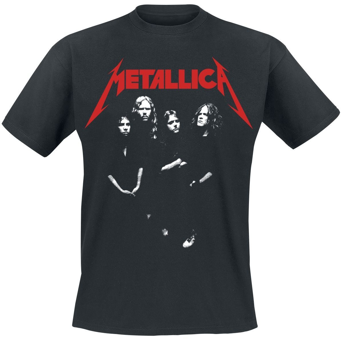 METALLICA Four Faces T-Shirt.jpg