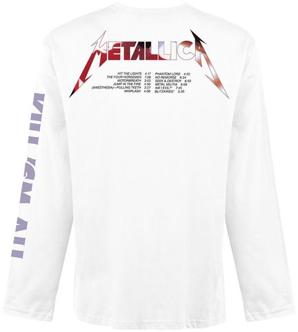METALLICA Kill 'Em All - M Long-sleeve Shirt2.jpg