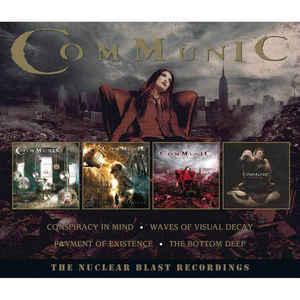 COMMUNIC The Nuclear Blast Recordings 4CD BOXSET.jpg
