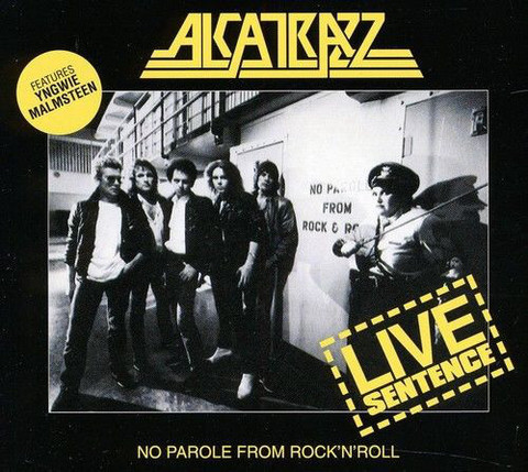 ALCATRAZZ Live Sentence (Reissue, Digipak) CD.jpg