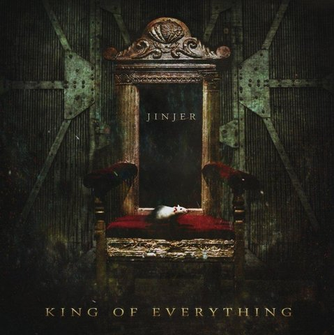JINJER King of Everything CD.jpg