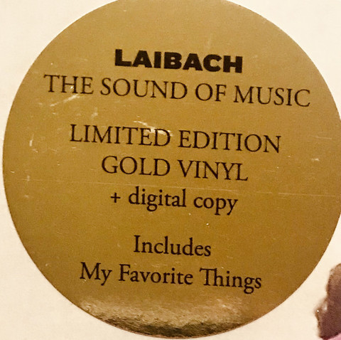 LAIBACH The Sound Of Music (Limited Edition, Gold) LP2.jpg