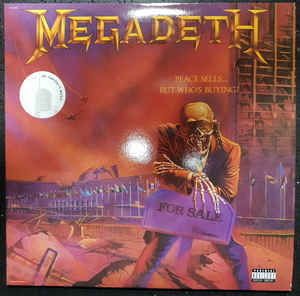 MEGADETH Peace Sells... But Who's Buying ( 75th Anniversary of Capital Records) LP.jpg