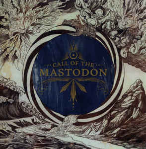 MASTODON Call Of The Mastodon CD.jpg