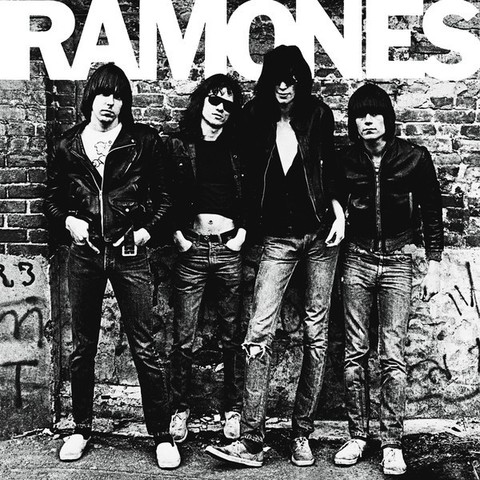RAMONES Ramones (Reissue, Remastered) CD.jpg