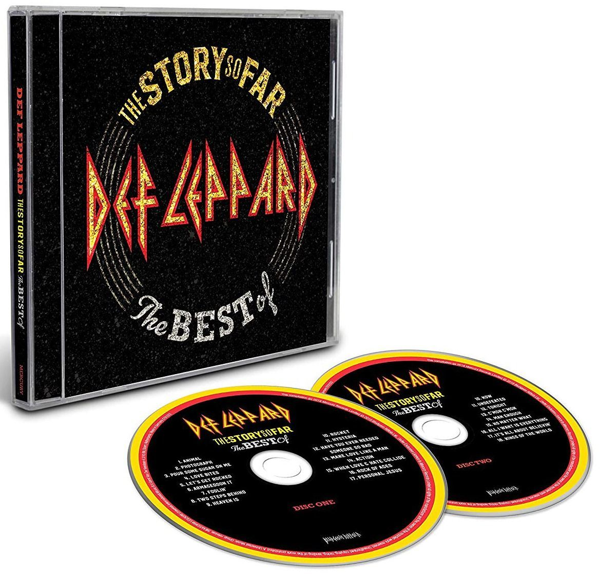 DEF LEPPARD The Story So Far The Best Of Def Leppard (Deluxe Edition) 2CD.jpg