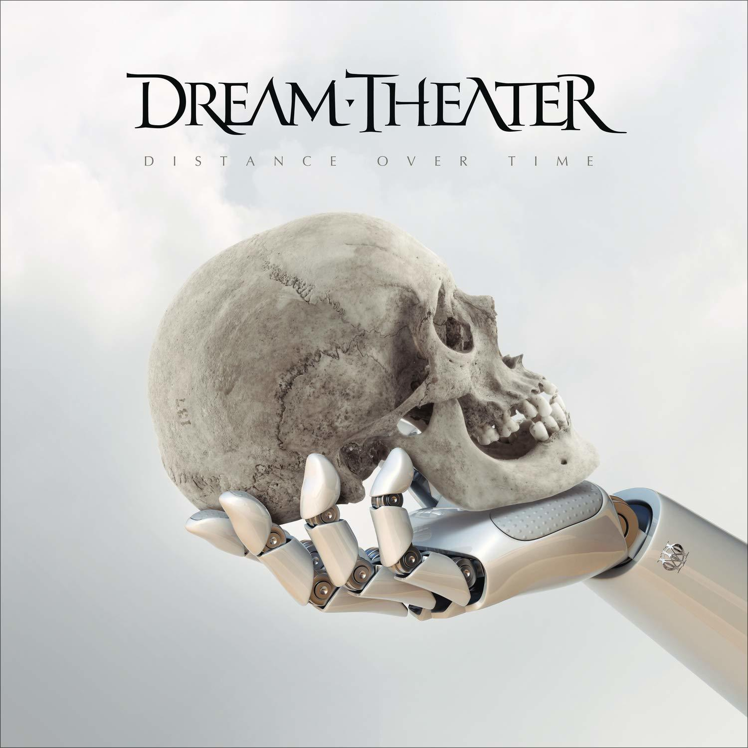 DREAM THEATER Distance Over Time (Limited Edition, Special Edition  digipak) CD.jpg