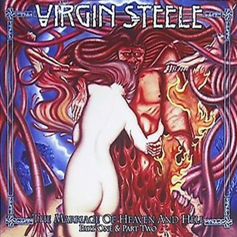 VIRGIN STEELE The Marriage Of Heaven And Hell - Part One (Reissue, Remastered, Digipak) 2CD.jpg