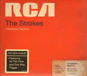 THE STROKES Comedown Machine CD.jpg