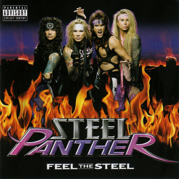 STEEL PANTHER Feel the Steel CD.jpg