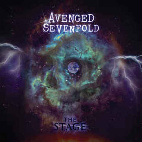AVENGED SEVENFOLD The Stage CD.jpg